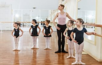 子供の習い事バレエ教室