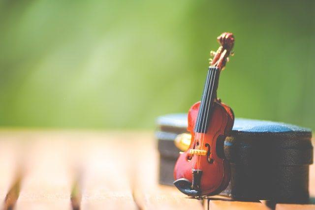 子供の楽器習い事ヴァイオリン