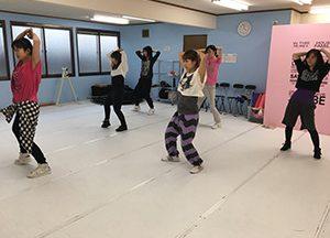 ダンス教室