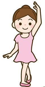 子供の習い事バレエのメリット