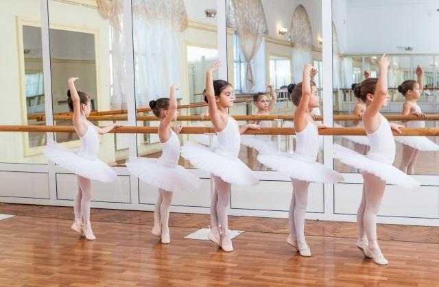 子供の習い事バレエ