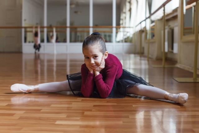 子どもに習わせて良かった習い事:バレエ