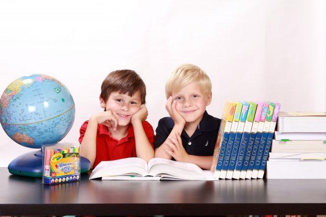 小学生の英語学習は習慣が大切