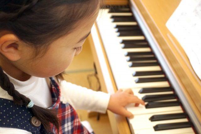 子供の習い事楽器で集中力が身につく