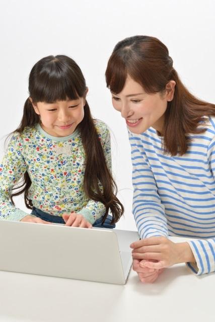 小学生が英語の自宅学習を有料でする場合