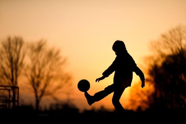 子どものサッカーの為に親の努力も