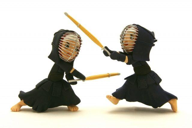 子供の習い事剣道