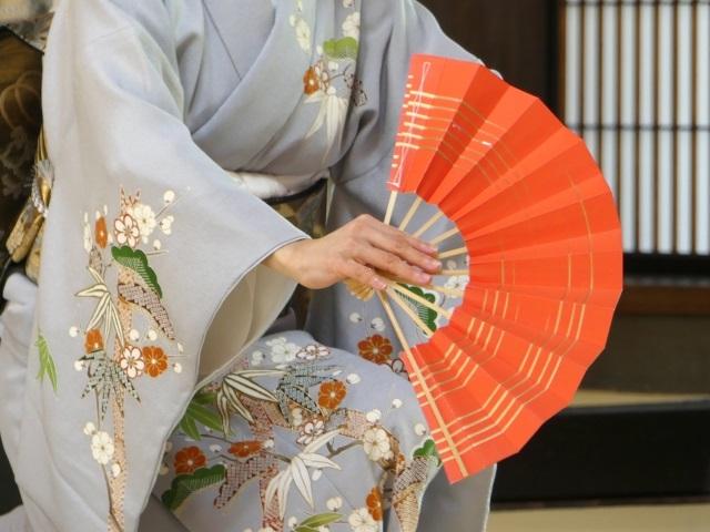 子供の習い事日本舞踊