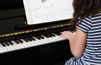 5歳におすすめの習い事ピアノ教室