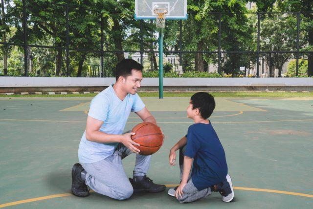 子供の習い事バスケットボールのメリットは?