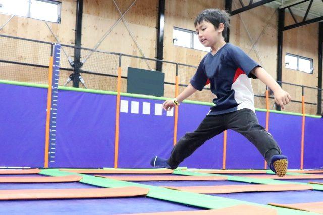 子供の体操教室