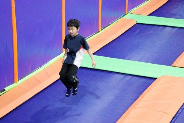 小学生の習い事体操教室