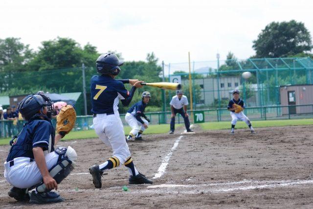 子供の習い事野球を始めるのはいつから