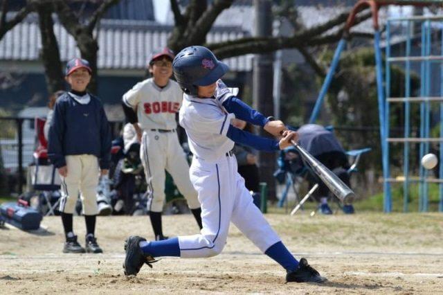 子供の習い事野球は遅くても大丈夫