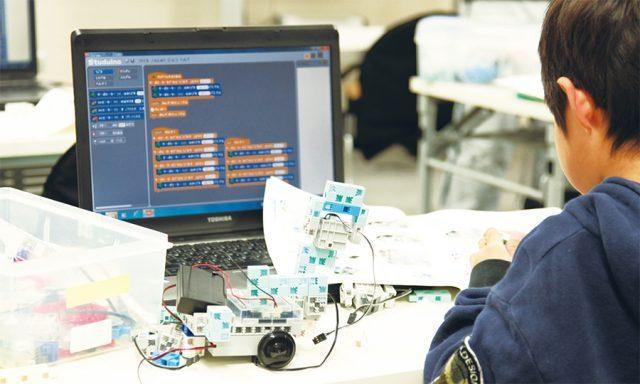 エジソンアカデミーロボット教室