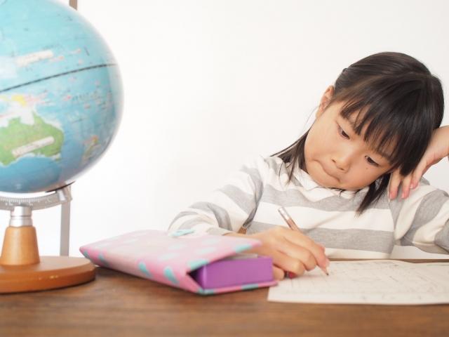 小学校入学までに用意するものを確認する