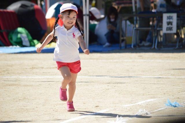 子供の習い事陸上競技