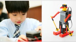 ヒューマンアカデミーのロボット教室