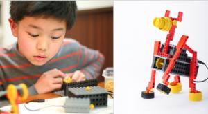 ヒューマンアカデミーのロボット教室のコース
