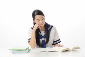 中学生の検定