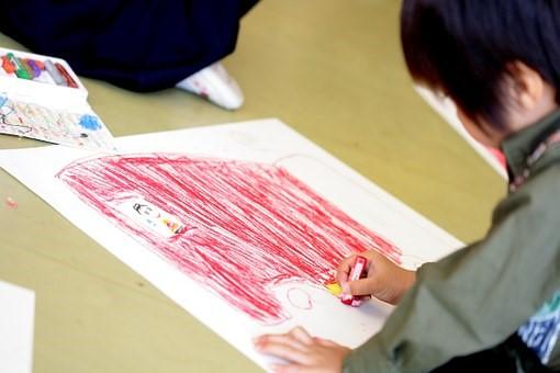 子供の情操教育:工作