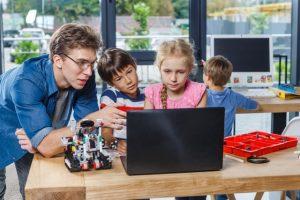 女の子にもおすすめヒューマンアカデミーロボット教室
