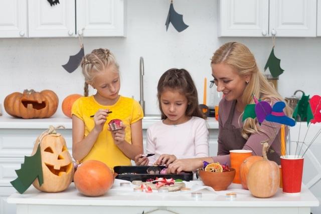 親子でできる習い事料理教室