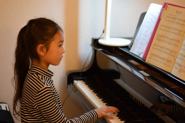 世田谷区にある子供の音楽教室