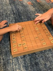 子供の将棋