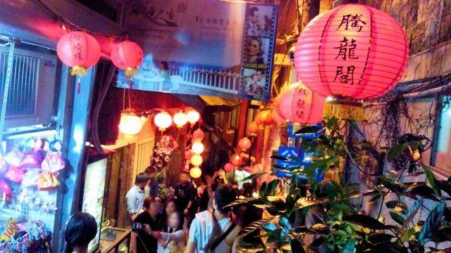 子どもと初めての海外旅行は台湾