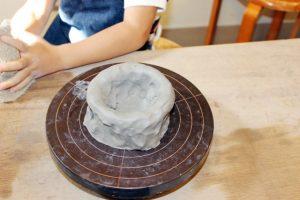 子供の陶芸教室
