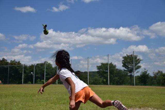 子供の習い事陸上競技のメリット