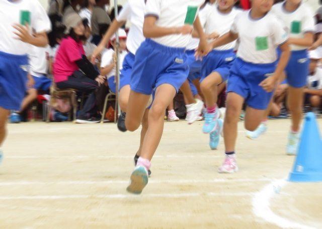 子供の習い事陸上競技の種類