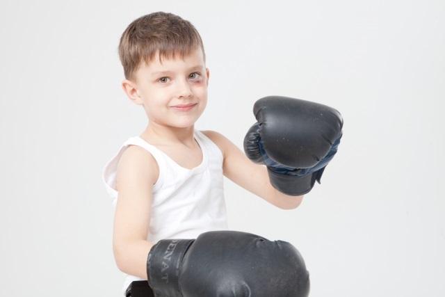 子供の習い事ボクシング