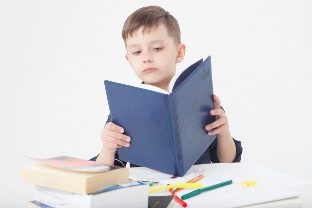読む力を付ける