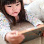 幼児の学習アプリ
