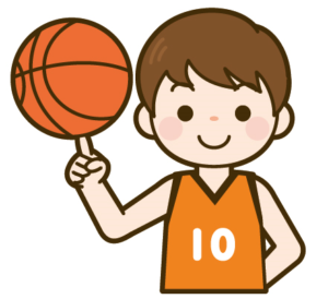 ジュニアにおすすめのバスケットボール25選