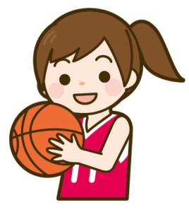 バスケットボールをコントロールしてみる