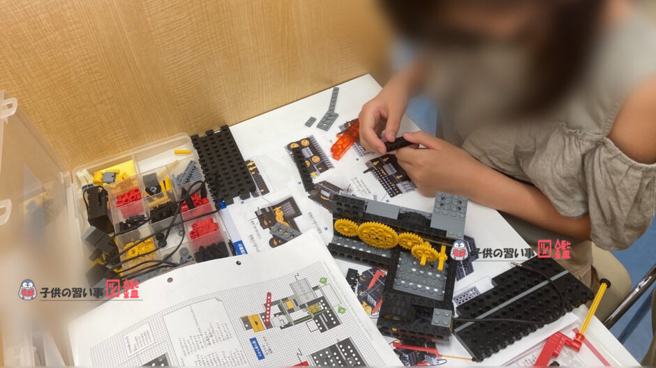 女の子でも通えるロボット教室