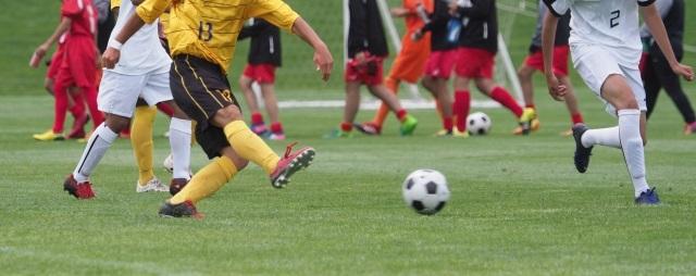 子供の習い事サッカーのメリット