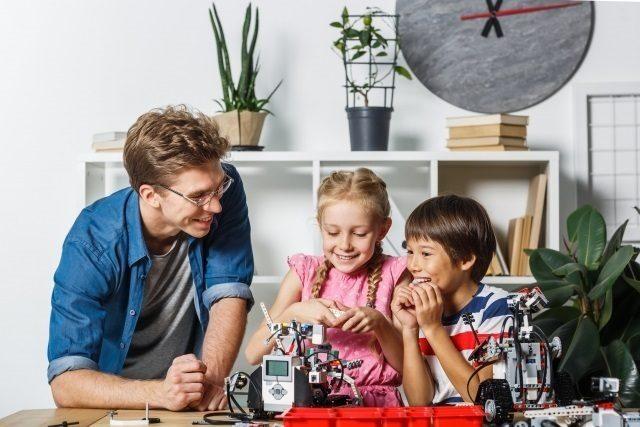 STEM子供の習い事