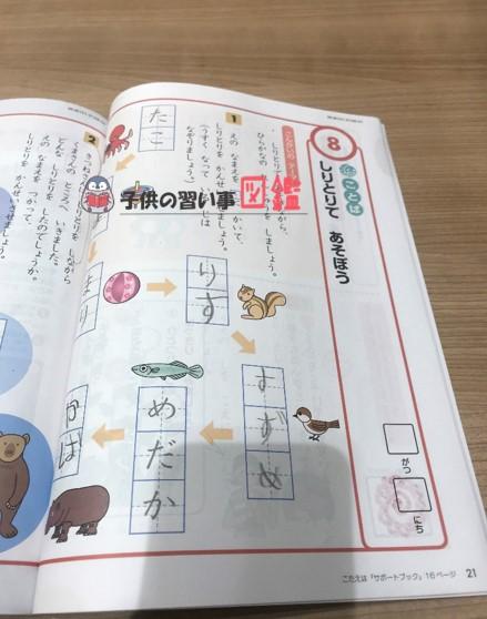 Z会小学生国語