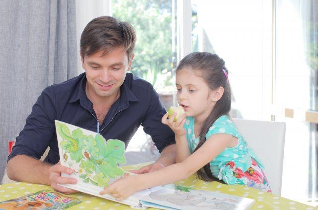 子供の絵本読み聞かせのコツとは?