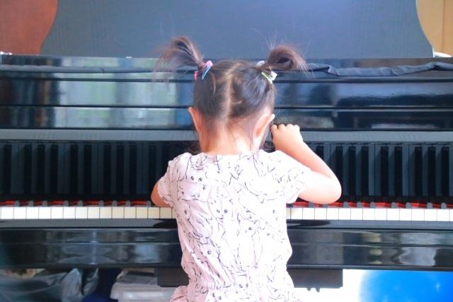 子どもに習わせて良かった習い事:ピアノ