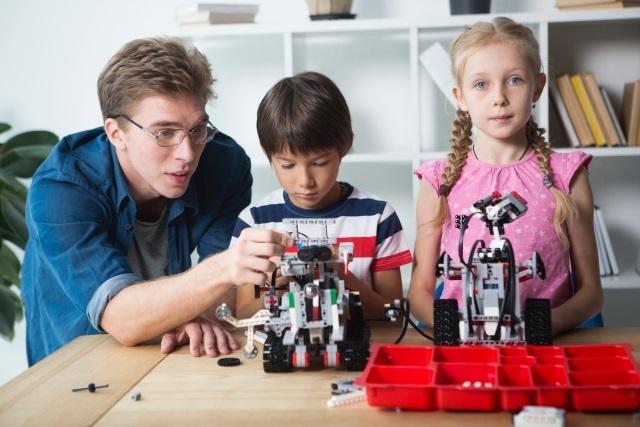 ロボット教室がおすすめの家庭は?