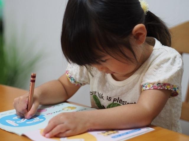 幼児向け通信教育の料金比較表