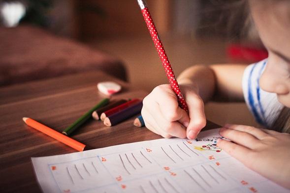 幼児の英語勉強法:英語ドリル