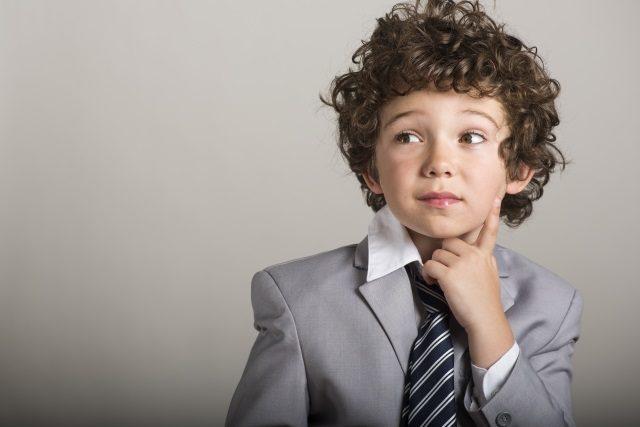 子供の論理的思考能力を身につける方法