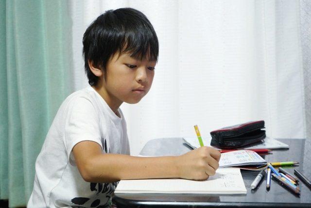中学校入学準備は学習環境を整えること
