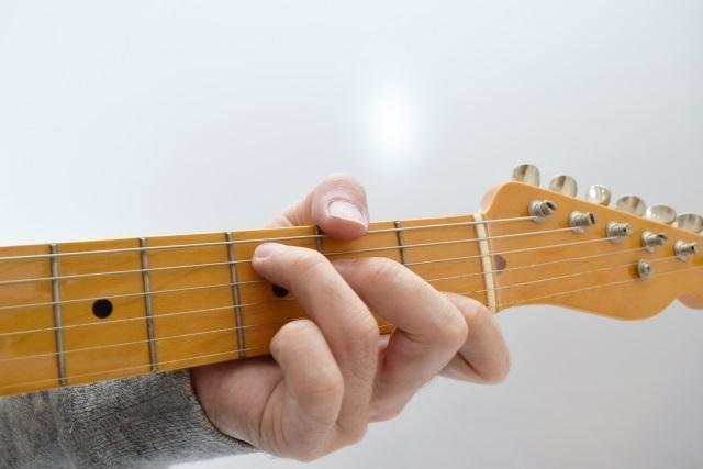 子どもの習い事ギター